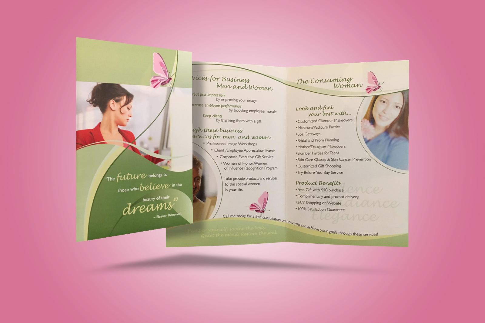 Mary Kay Brochure